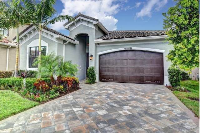 14539 Alabaster Avenue, Delray Beach, FL 33446 (MLS #RX-10675573) :: United Realty Group