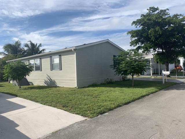 4905 NW 2 Terrace, Pompano Beach, FL 33064 (#RX-10675603) :: Dalton Wade