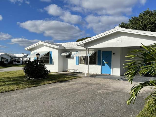 111 NW 32nd Court, Pompano Beach, FL 33064 (#RX-10675606) :: Dalton Wade