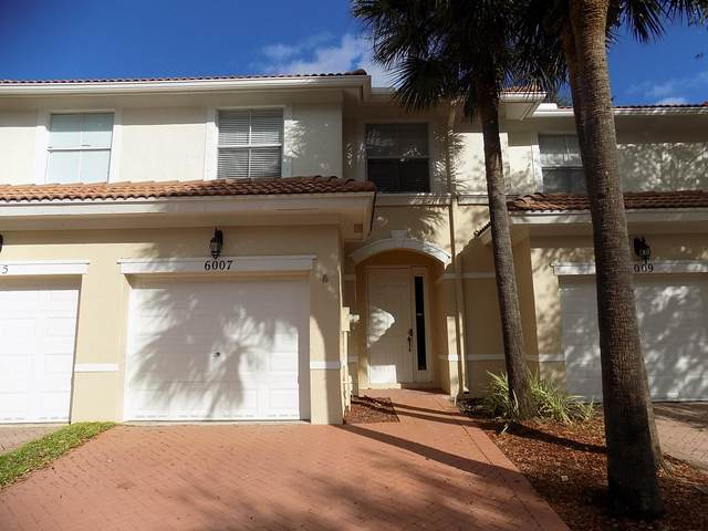 6007 Seminole Gardens Circle, Riviera Beach, FL 33418 (#RX-10675618) :: Dalton Wade