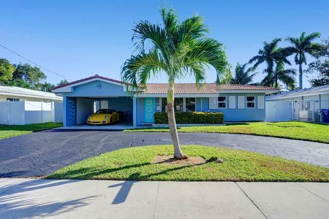 370 SE 5th Avenue, Pompano Beach, FL 33060 (#RX-10675660) :: Dalton Wade