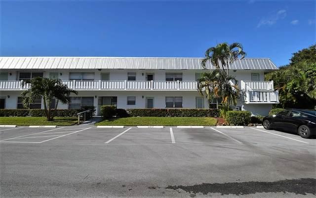 2929 SE Ocean Boulevard 106-7, Stuart, FL 34996 (MLS #RX-10675697) :: Berkshire Hathaway HomeServices EWM Realty