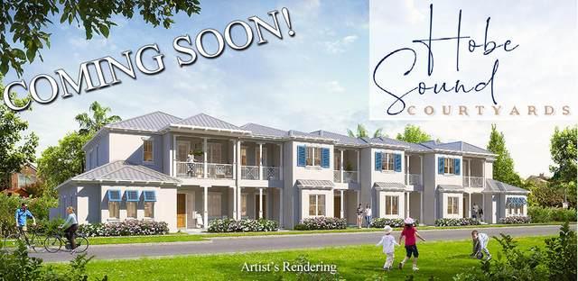 121 SE Kingsley Street, Hobe Sound, FL 33455 (MLS #RX-10675726) :: Castelli Real Estate Services