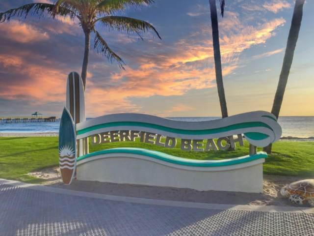 1040 SE 4th Avenue #135, Deerfield Beach, FL 33441 (#RX-10675730) :: Dalton Wade