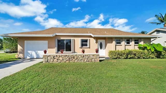 8353 Waccamaw Lane E, Lake Worth, FL 33467 (MLS #RX-10675731) :: Miami Villa Group