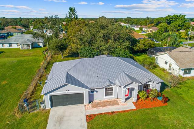 3850 SW Lachine Street, Port Saint Lucie, FL 34953 (MLS #RX-10675745) :: THE BANNON GROUP at RE/MAX CONSULTANTS REALTY I