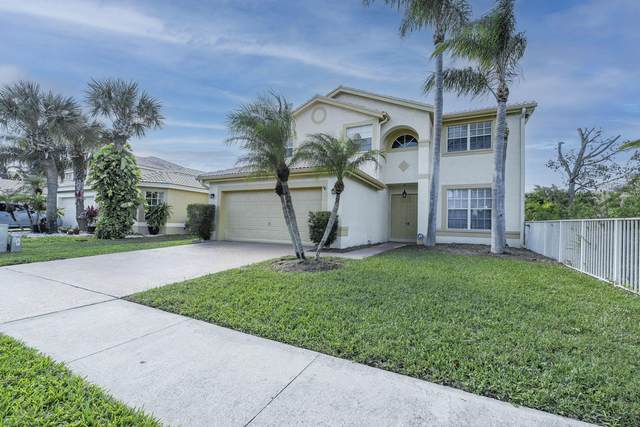7173 Chesapeake Circle, Boynton Beach, FL 33436 (MLS #RX-10675748) :: THE BANNON GROUP at RE/MAX CONSULTANTS REALTY I