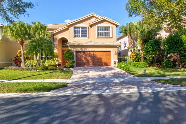 4795 S Classical Boulevard, Delray Beach, FL 33445 (MLS #RX-10675756) :: THE BANNON GROUP at RE/MAX CONSULTANTS REALTY I