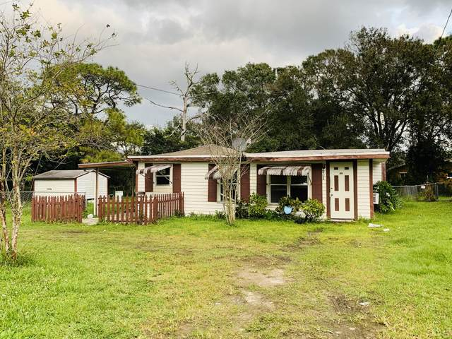 408 N 39th Street, Fort Pierce, FL 34947 (#RX-10675797) :: Signature International Real Estate