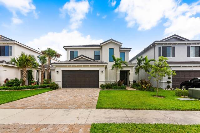 6121 Yerba Buena Court, Lake Worth, FL 33467 (MLS #RX-10675803) :: THE BANNON GROUP at RE/MAX CONSULTANTS REALTY I