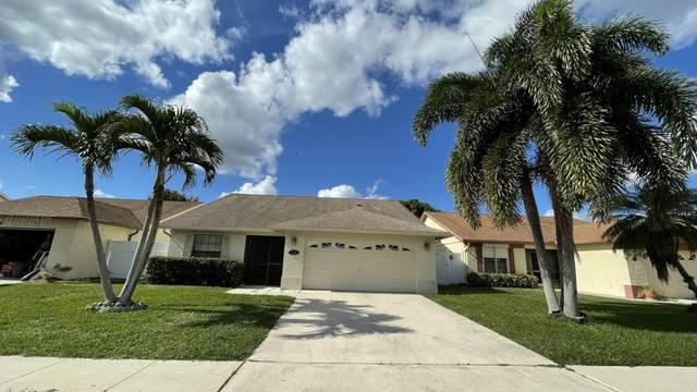 5152 Arbor Glen Circle, Lake Worth, FL 33463 (MLS #RX-10675809) :: THE BANNON GROUP at RE/MAX CONSULTANTS REALTY I