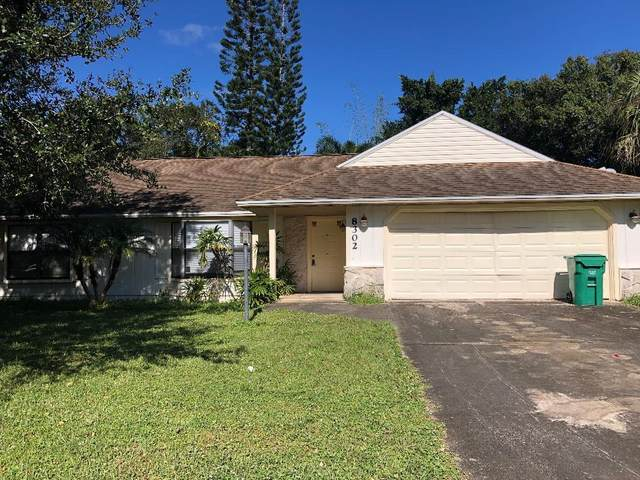 8302 Bayard Road, Fort Pierce, FL 34951 (MLS #RX-10675810) :: Laurie Finkelstein Reader Team