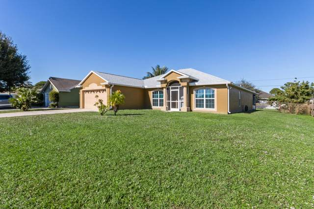 1079 SW Barbarosa Avenue, Port Saint Lucie, FL 34953 (MLS #RX-10675817) :: THE BANNON GROUP at RE/MAX CONSULTANTS REALTY I