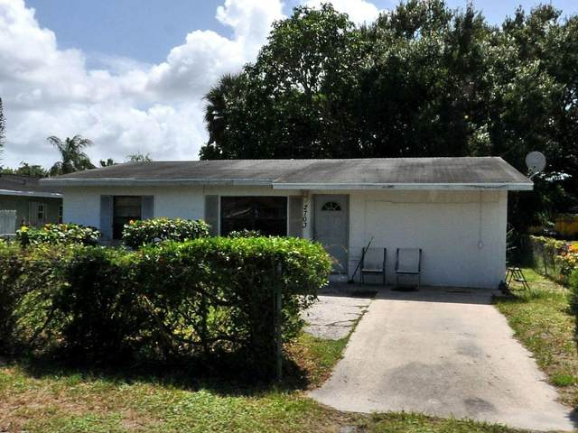 2703 Avenue E, Fort Pierce, FL 34947 (#RX-10675832) :: Realty One Group ENGAGE