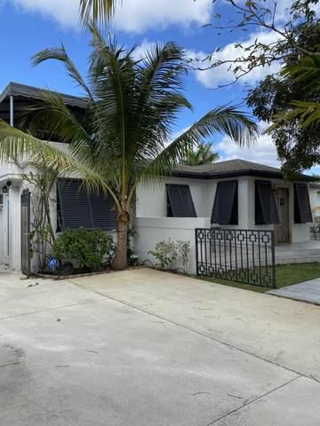 1248 N 16th Avenue, Lake Worth Beach, FL 33460 (MLS #RX-10675842) :: The Jack Coden Group