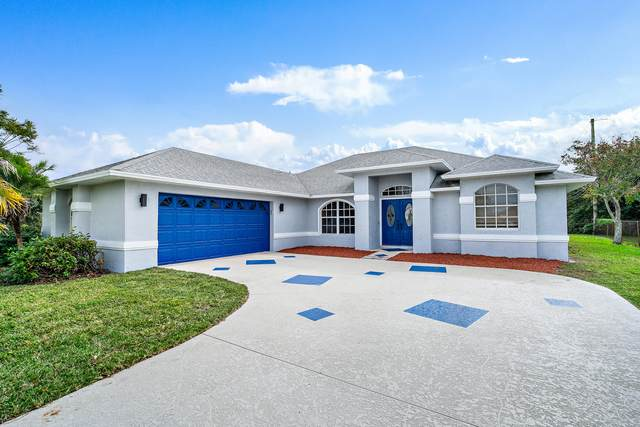 602 SW Mccullough Avenue, Port Saint Lucie, FL 34953 (MLS #RX-10675846) :: Berkshire Hathaway HomeServices EWM Realty