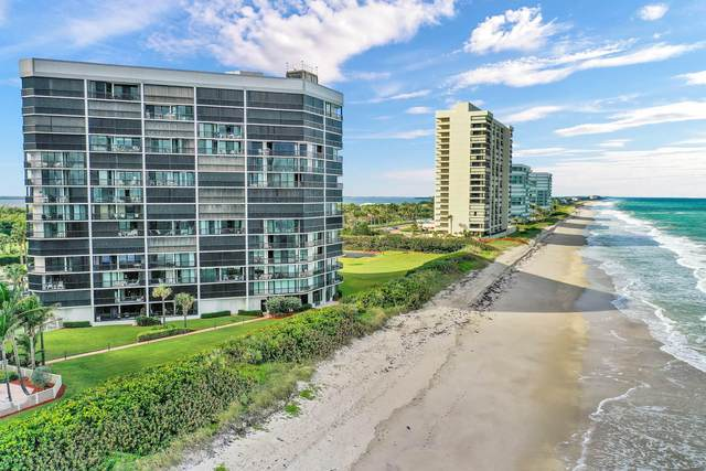 8800 S Ocean Drive #109, Jensen Beach, FL 34957 (#RX-10675855) :: Realty One Group ENGAGE