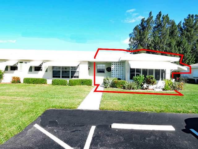 914 Savannas Point Drive Apt D, Fort Pierce, FL 34982 (#RX-10675858) :: Signature International Real Estate