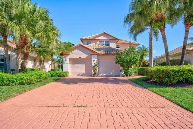 925 Augusta Pointe Drive, Palm Beach Gardens, FL 33418 (MLS #RX-10675892) :: THE BANNON GROUP at RE/MAX CONSULTANTS REALTY I