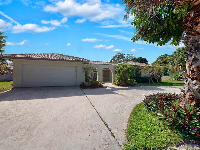 2432 NW Timbercreek Circle, Boca Raton, FL 33431 (MLS #RX-10675896) :: THE BANNON GROUP at RE/MAX CONSULTANTS REALTY I