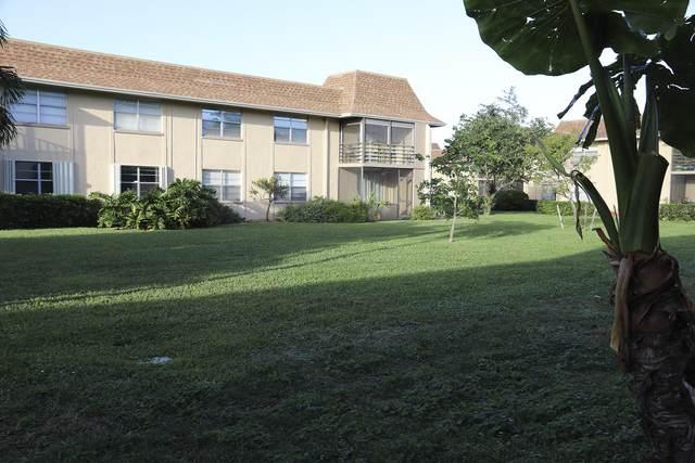 1201 NW 13th Street 326B, Boca Raton, FL 33486 (MLS #RX-10675905) :: Castelli Real Estate Services