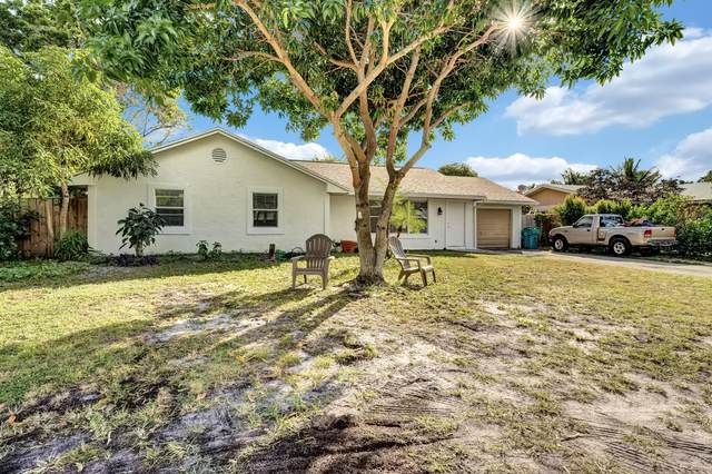 158 SE 27th Place, Boynton Beach, FL 33435 (MLS #RX-10675919) :: THE BANNON GROUP at RE/MAX CONSULTANTS REALTY I
