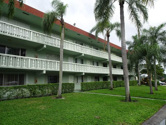 3100 Springdale Boulevard #314, Palm Springs, FL 33461 (#RX-10675932) :: Posh Properties