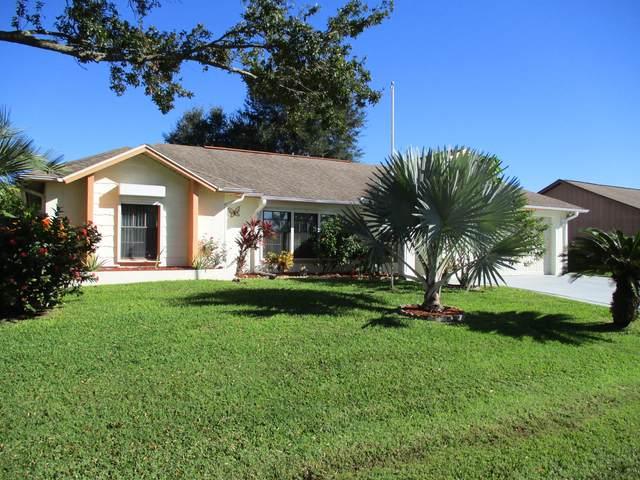 797 Cottbus Avenue NW, Palm Bay, FL 32907 (MLS #RX-10675938) :: Laurie Finkelstein Reader Team