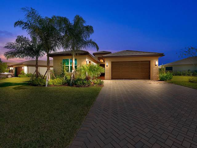 11456 SW Half Moon Lake Lane, Port Saint Lucie, FL 34987 (#RX-10675940) :: Realty One Group ENGAGE