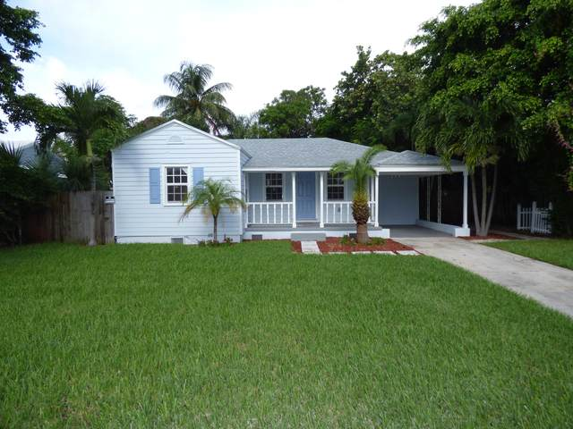 3709 N Flagler Drive, West Palm Beach, FL 33407 (#RX-10675961) :: Realty One Group ENGAGE