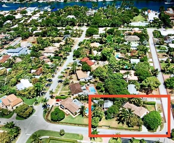 401 NE 2nd Street, Boca Raton, FL 33432 (MLS #RX-10675963) :: Castelli Real Estate Services