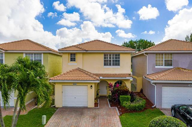 6632 Duval Avenue, West Palm Beach, FL 33411 (MLS #RX-10675970) :: Laurie Finkelstein Reader Team