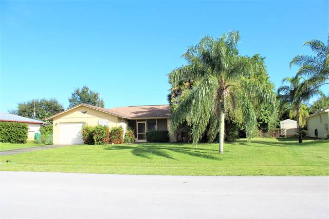 2357 SE Glover Street, Port Saint Lucie, FL 34984 (#RX-10675975) :: Realty One Group ENGAGE