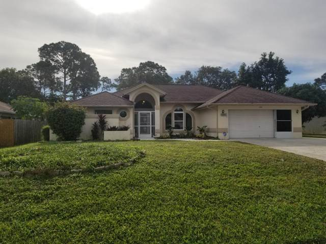 820 SW Canary Terrace, Port Saint Lucie, FL 34953 (MLS #RX-10675988) :: Miami Villa Group