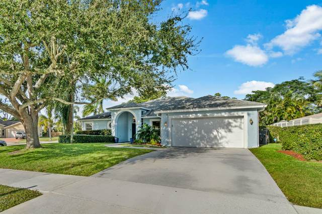 3845 NW 9th Street, Delray Beach, FL 33445 (MLS #RX-10675992) :: THE BANNON GROUP at RE/MAX CONSULTANTS REALTY I