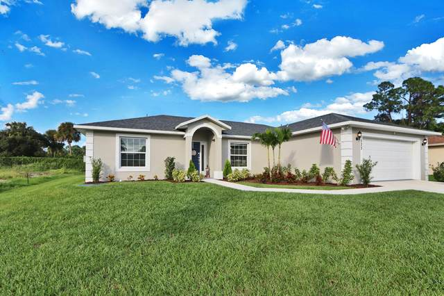 1533 SW Janette Avenue, Port Saint Lucie, FL 34953 (#RX-10675995) :: Realty One Group ENGAGE