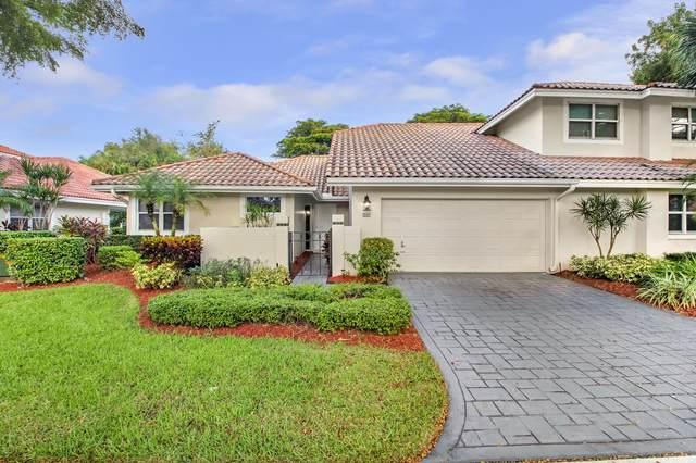 2053 NW 52nd Street, Boca Raton, FL 33496 (#RX-10676028) :: Dalton Wade