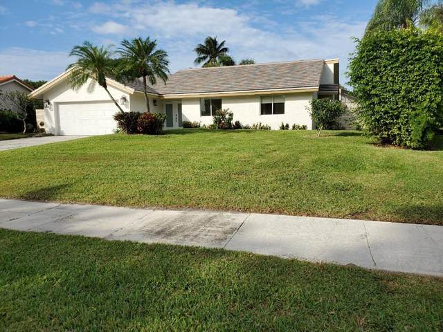 2403 NW 30th Road NW, Boca Raton, FL 33431 (MLS #RX-10676032) :: THE BANNON GROUP at RE/MAX CONSULTANTS REALTY I