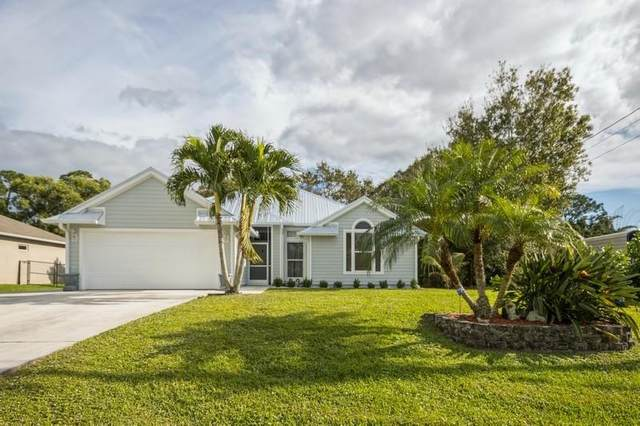 1981 SW Lennox Street, Port Saint Lucie, FL 34953 (MLS #RX-10676067) :: THE BANNON GROUP at RE/MAX CONSULTANTS REALTY I