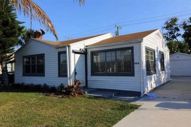 440 Malverne Road, West Palm Beach, FL 33405 (MLS #RX-10676069) :: THE BANNON GROUP at RE/MAX CONSULTANTS REALTY I