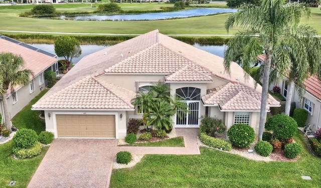 6695 E Liseron, Boynton Beach, FL 33437 (MLS #RX-10676090) :: THE BANNON GROUP at RE/MAX CONSULTANTS REALTY I