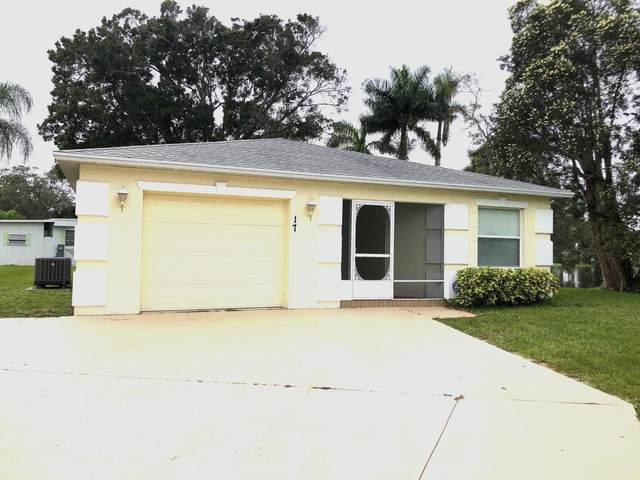 17 Espanola Lane, Port Saint Lucie, FL 34952 (MLS #RX-10676102) :: The Jack Coden Group