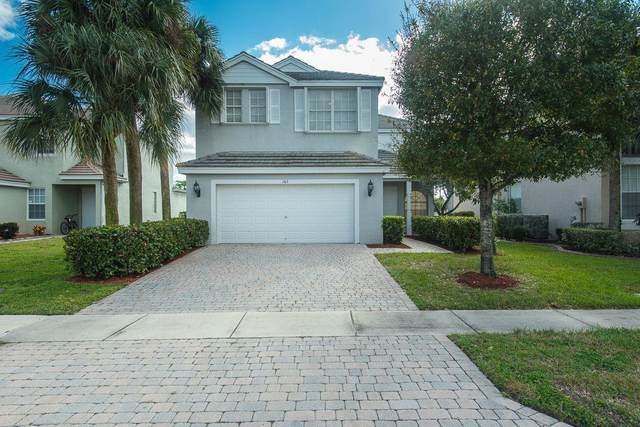 163 Kensington Way, Royal Palm Beach, FL 33414 (MLS #RX-10676119) :: THE BANNON GROUP at RE/MAX CONSULTANTS REALTY I
