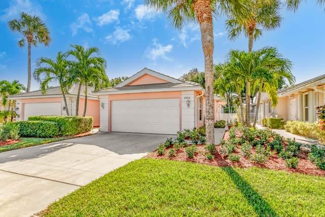 4104 Old Oak Drive, Palm Beach Gardens, FL 33410 (MLS #RX-10676136) :: Miami Villa Group