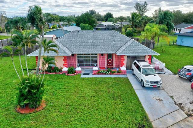 333 NE Surrey Street, Port Saint Lucie, FL 34983 (MLS #RX-10676143) :: THE BANNON GROUP at RE/MAX CONSULTANTS REALTY I