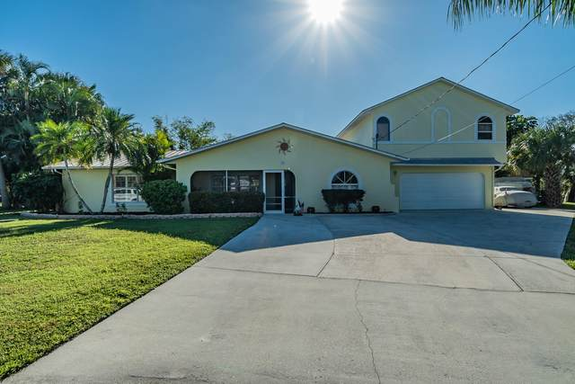 201 Olive Avenue, Port Saint Lucie, FL 34952 (MLS #RX-10676146) :: THE BANNON GROUP at RE/MAX CONSULTANTS REALTY I