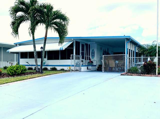 7965 SE Wren Avenue, Hobe Sound, FL 33455 (MLS #RX-10676174) :: Castelli Real Estate Services