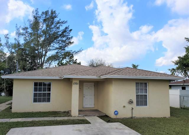 1701 Meridian Road, West Palm Beach, FL 33417 (MLS #RX-10676213) :: THE BANNON GROUP at RE/MAX CONSULTANTS REALTY I