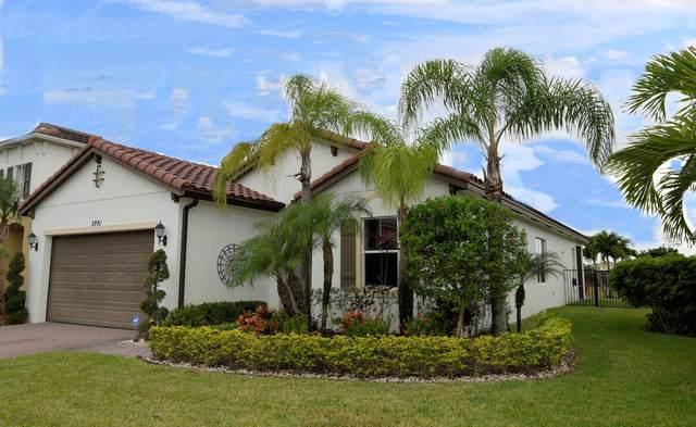 2891 Bellarosa Circle, Royal Palm Beach, FL 33411 (MLS #RX-10676215) :: Miami Villa Group
