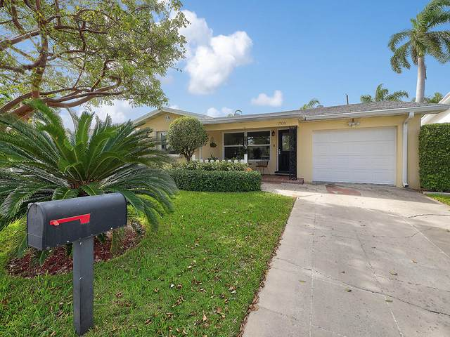 1709 N J Terrace, Lake Worth Beach, FL 33460 (#RX-10676221) :: Realty One Group ENGAGE